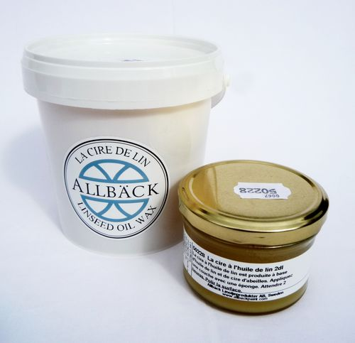 Linseed Oil Wax